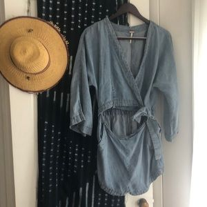 Free people boho romper
